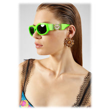 Load image into Gallery viewer, Versace 4361 Biggie Sunglasses in Green