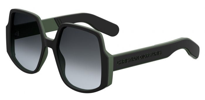 Dior InsideOut1 Sunglasses in Black Khaki
