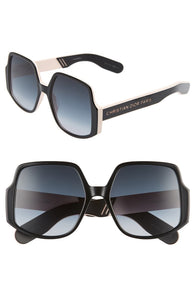 Dior InsideOut1 Sunglasses in Black Pink