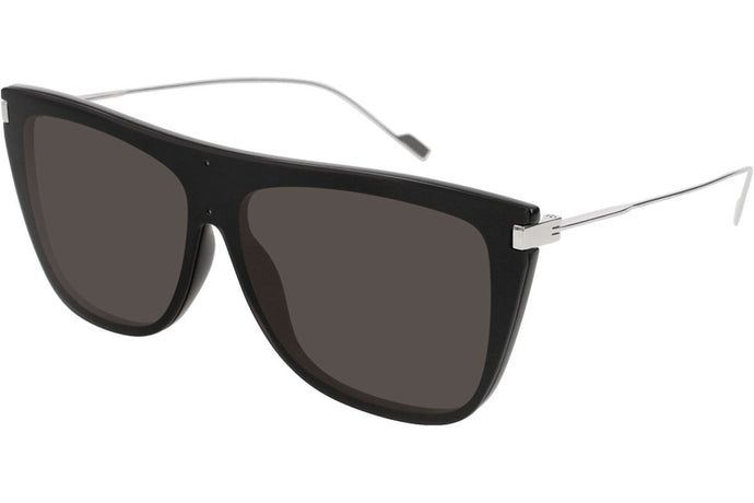 Saint Laurent SL1/T 001 Black Sunglasses