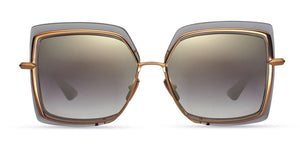Dita Narcissus Sunglasses in Crystal Gold