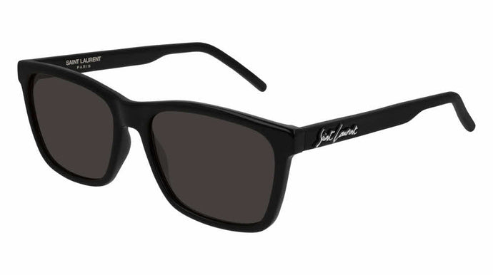 Saint Laurent SL318 Sunglasses in Black