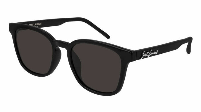 Saint Laurent SL327K Sunglasses in Black