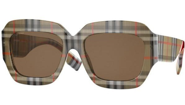 Burberry BE4334 Myrtle Sunglasses in Vintage Check