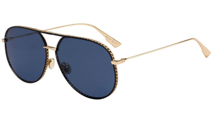 Dior DiorbyDior Aviator Sunglasses in Gold