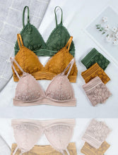 Load image into Gallery viewer, Seamless Lace Bra Sets