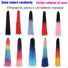 Load image into Gallery viewer, 100g 24 Inch Synthetic Braiding Hair Extension