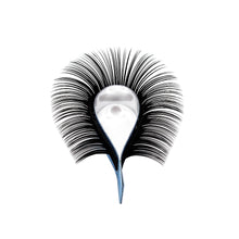 Load image into Gallery viewer, 12 Rows 0.03-0.20mm Faux Mink Eyelashes Individual Eyelash Lashes Natural Soft Eyelash Extension Korea Silk Eyelashes
