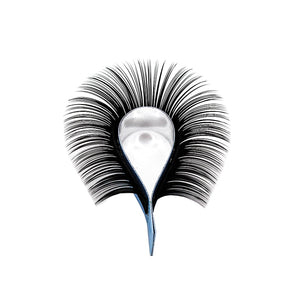 12 Rows 0.03-0.20mm Faux Mink Eyelashes Individual Eyelash Lashes Natural Soft Eyelash Extension Korea Silk Eyelashes