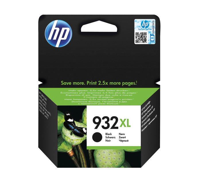 HP 932 XL and 933 XL Cartridges