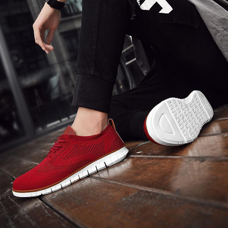 Casual Mesh Sneakers (6 colors)