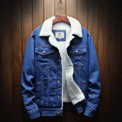 Men's Denim Jacket (3 colors)