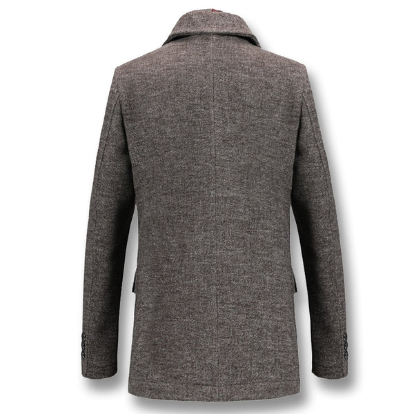 Wool Coat (2 colors)