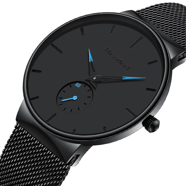 Ultra Thin Minimalistic Watch (4 colors)
