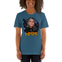 "THE WITCHER ""HMM"" Premium Color T-Shirt"