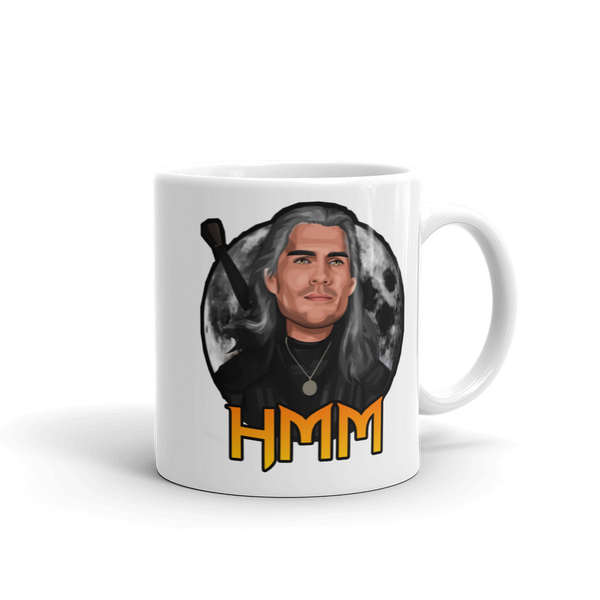 "THE WITCHER ""HMM"" Mug"