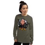 "THE WITCHER ""F**K"" Long Sleeve Shirt"