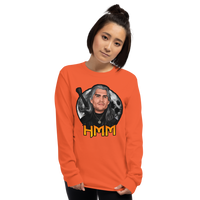"THE WITCHER ""HMM"" Long Sleeve Shirt"