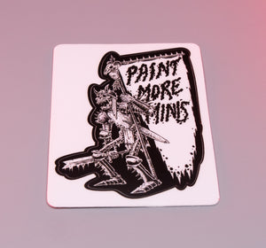 Miniac Sticker Pack