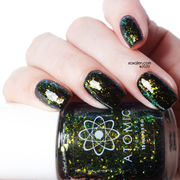 Beryllium (Be) - Atomic Polish