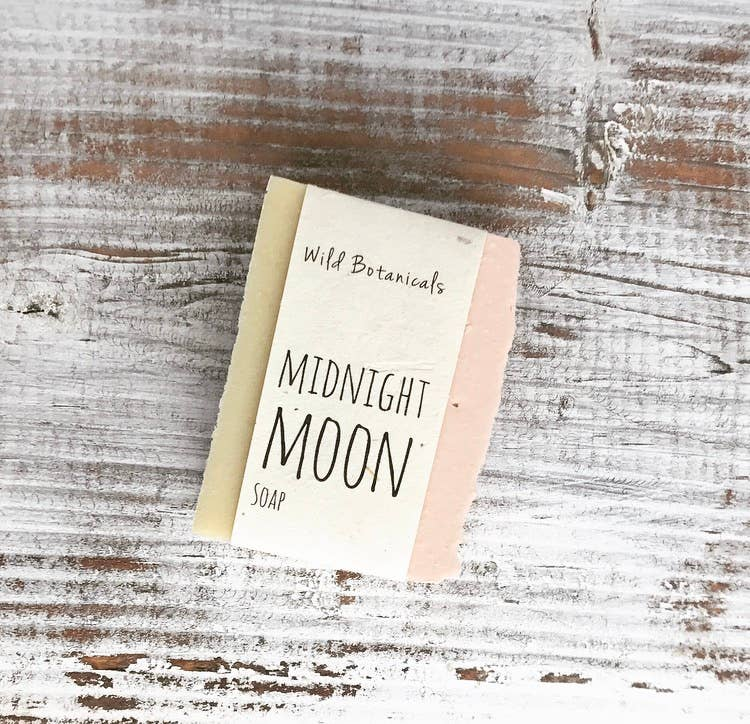 Midnight Moon Soap