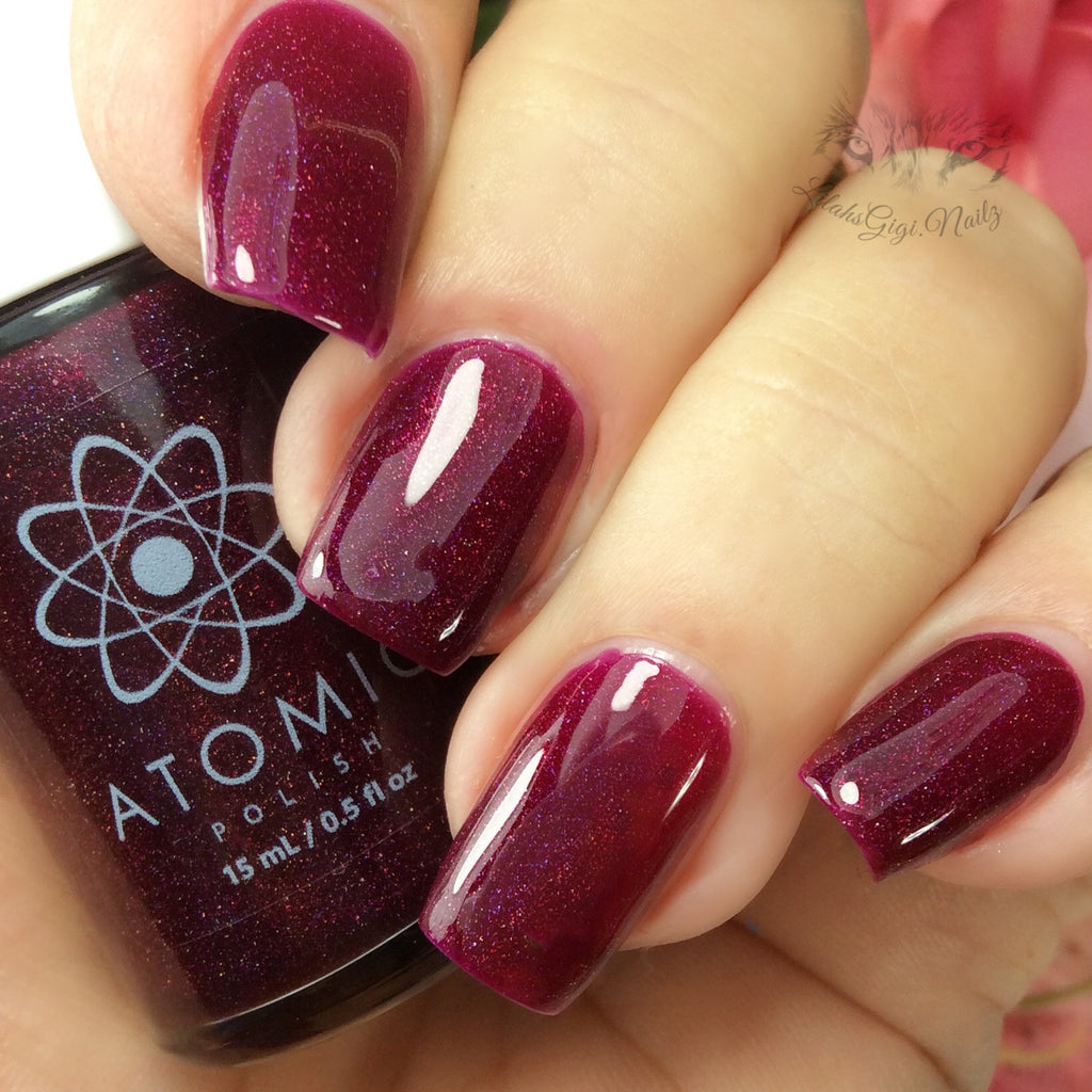 Dubnium (Db) - Atomic Polish