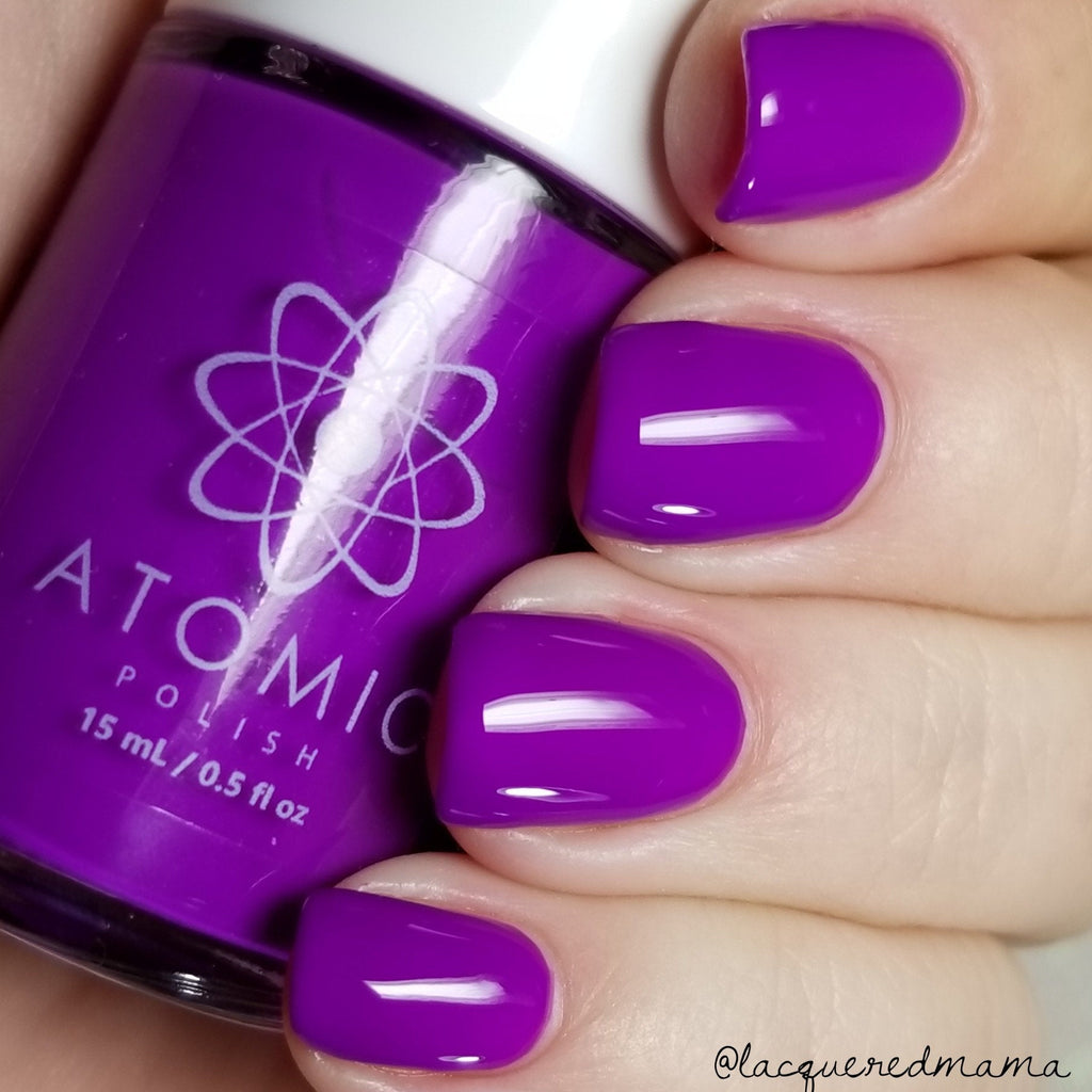 Neon (Ne) Purple - Atomic Polish