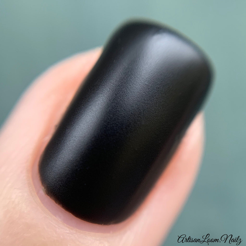 Carbon (C) Matte - Atomic Polish