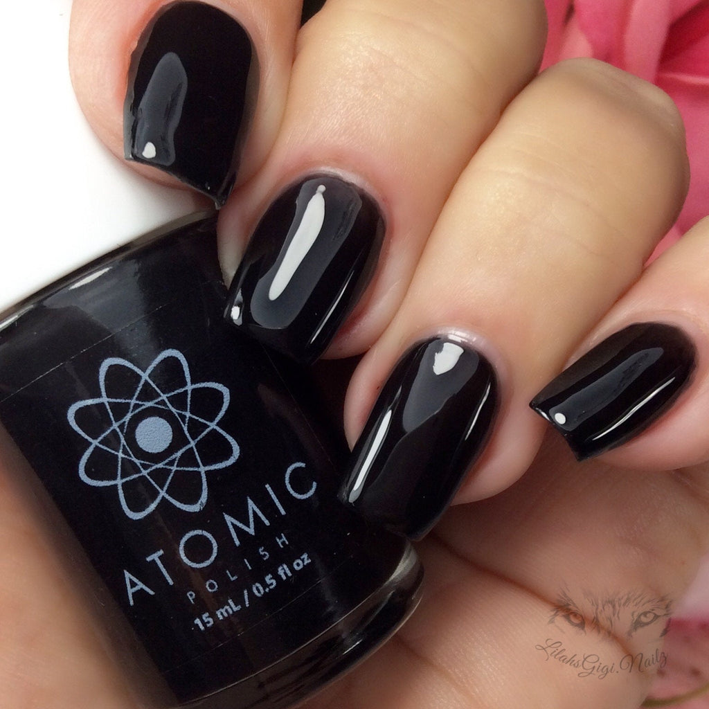 Carbon (C) Glossy - Atomic Polish