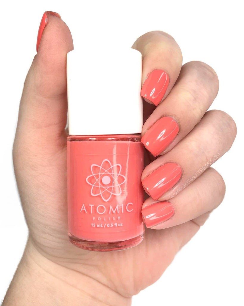 Boron (B) - Atomic Polish