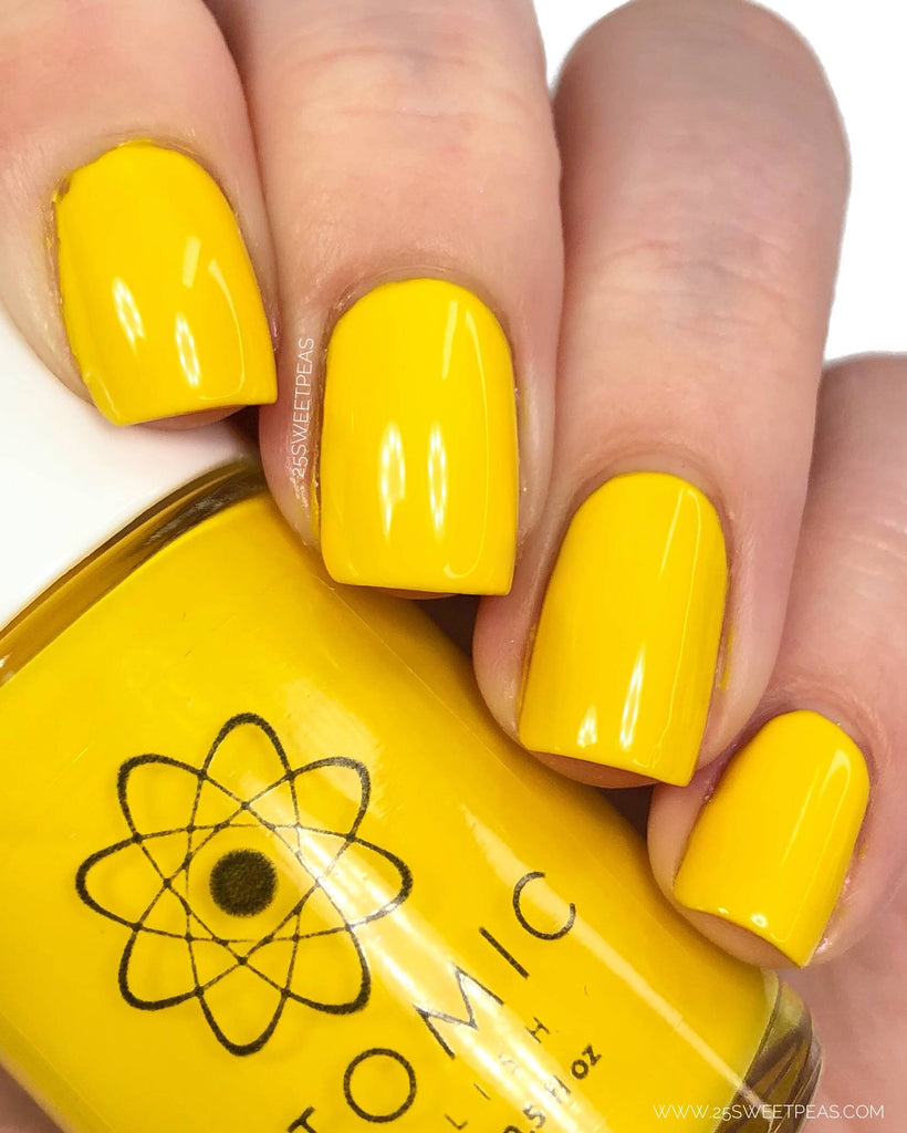Sulfur (S) - Atomic Polish
