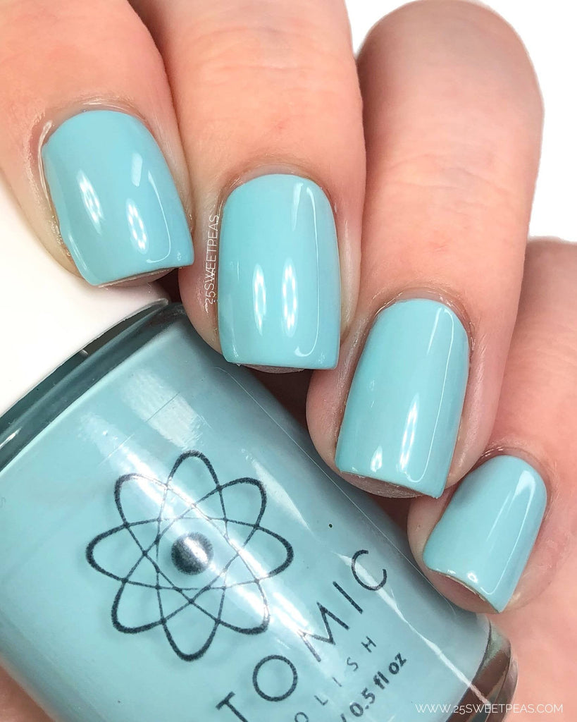 Helium (He) - Atomic Polish