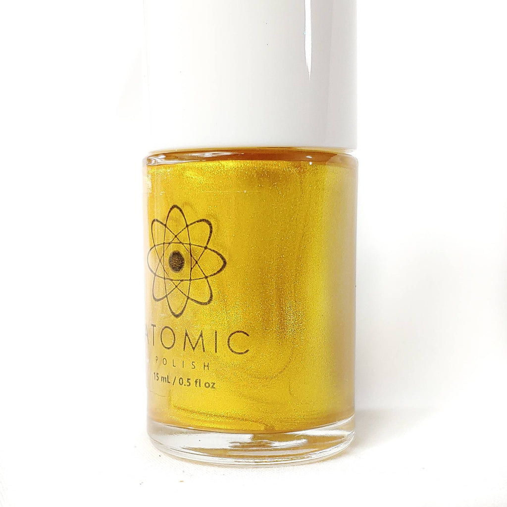 Gold (Au) - Atomic Polish