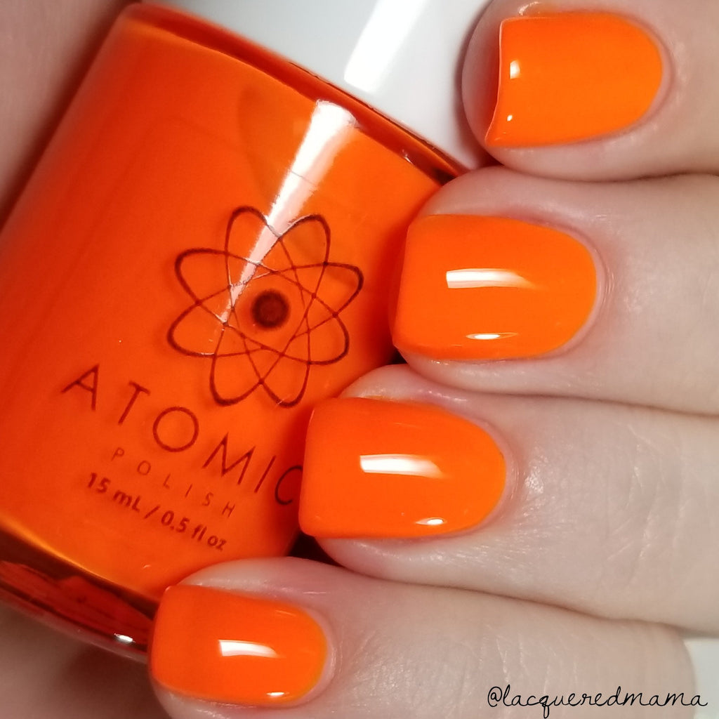 Neon (Ne) Orange - Atomic Polish