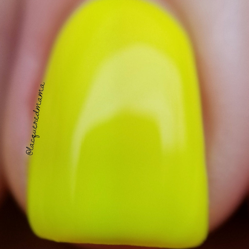 Neon (Ne) Yellow - Atomic Polish
