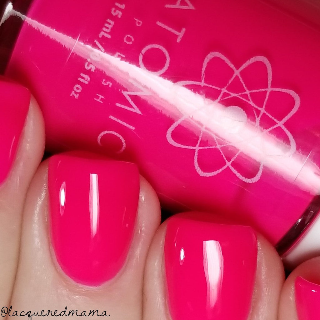 Neon (Ne) Hot Pink - Atomic Polish