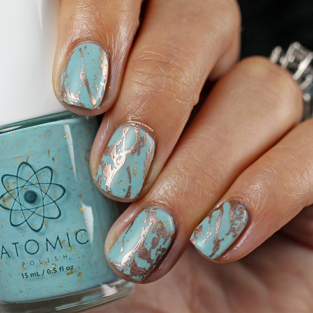 Zirconium (Zr) - Atomic Polish