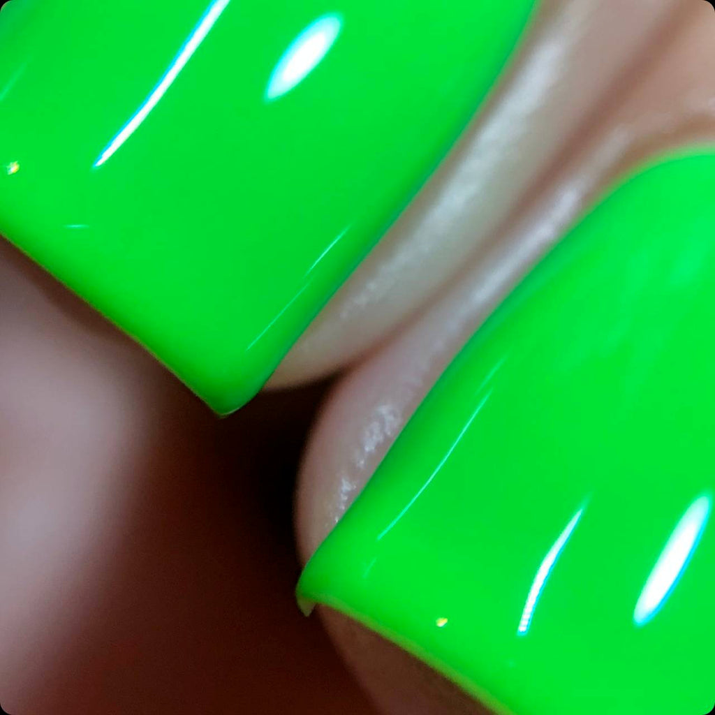 Neon (Ne) Green - Atomic Polish