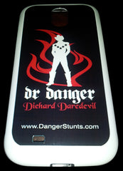 DR DANGER PROTECTIVE SAMSUNG S4 PHONE CASE