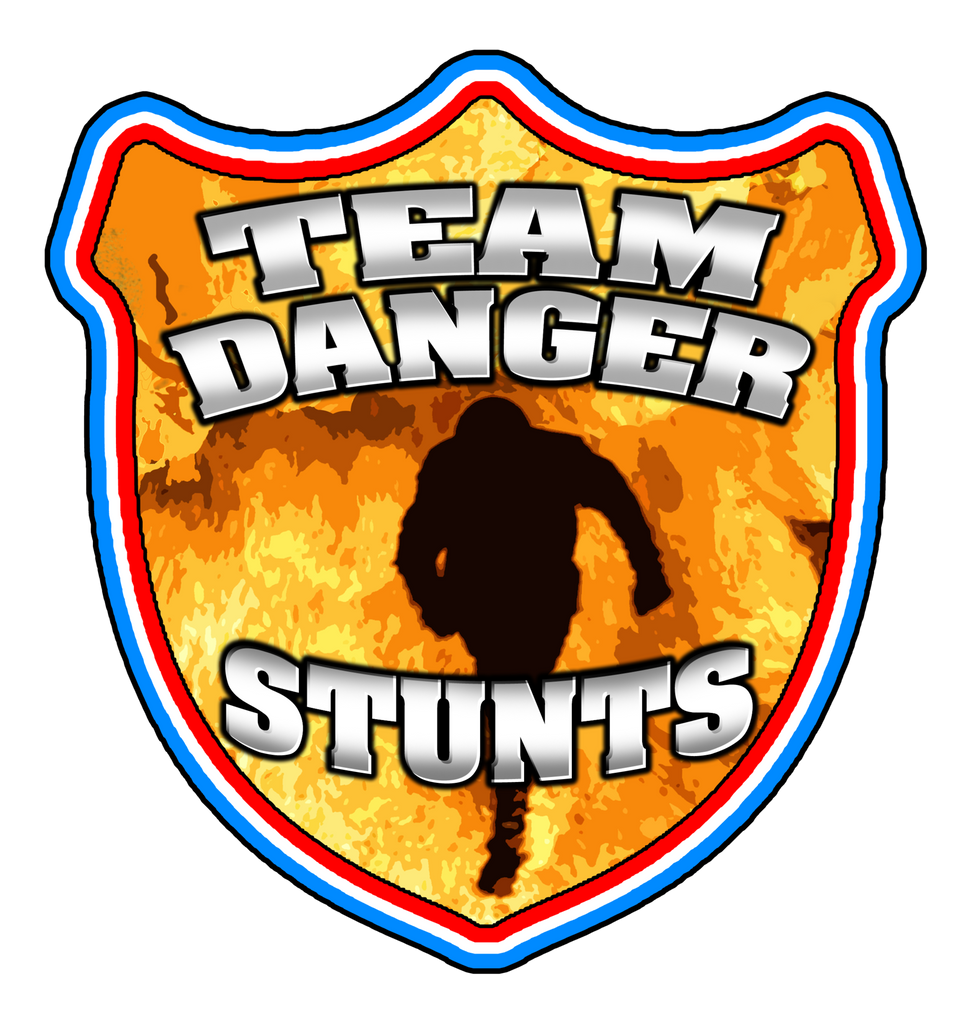 TEAM DANGER STICKER
