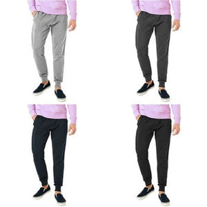 Men's Elasticated Waist Plain Cotton Jogging Bottoms
