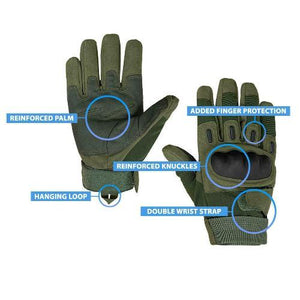 Tactical Gloves HK02