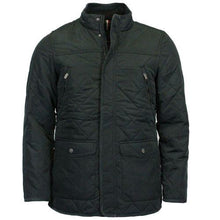 Load image into Gallery viewer, Mens Diamond Quilted Fleece Lined Jacket