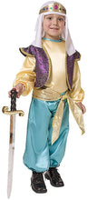Load image into Gallery viewer, Boys Costume Dress up America 551-M Arabian Sultan