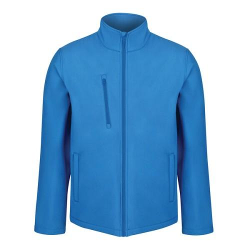 Mens Regatta Ablaze 3 Layer Water Repellent Softshell Jacket