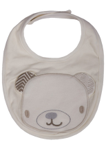 Load image into Gallery viewer, Baby Teddy Bear Cotton Bibs