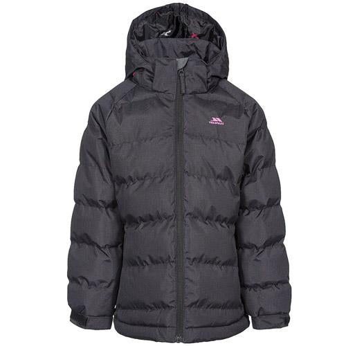 Girls Trespass Amira Waterproof Padded Hooded Coat