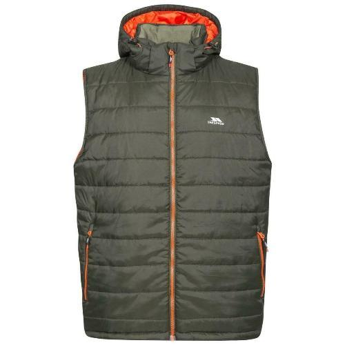 Mens Trespass Franklyn Padded Gilet