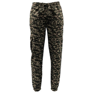 Mens Game Digital Camouflage Joggers