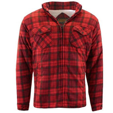 Load image into Gallery viewer, Mens GAME R5056 Richmond Sherpa Shirt